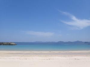 五島列島 福江島の海